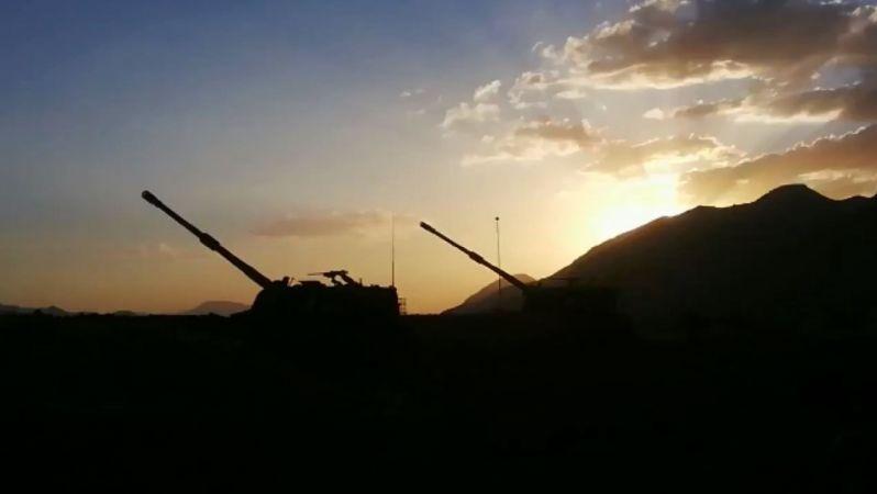 'Pençe-Yıldırım' bölgesinde PKK'lılar etkisiz hale getirildi
