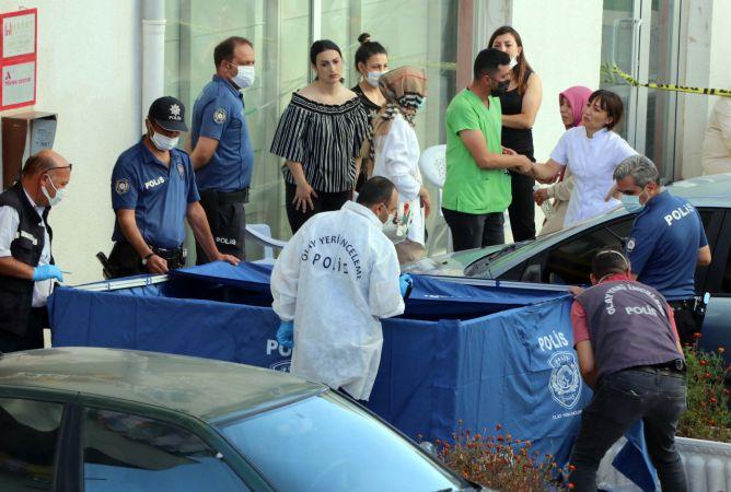 Gurbetçi ailenin 3 yaşındaki oğlu, 14'üncü kattan düşerek öldü