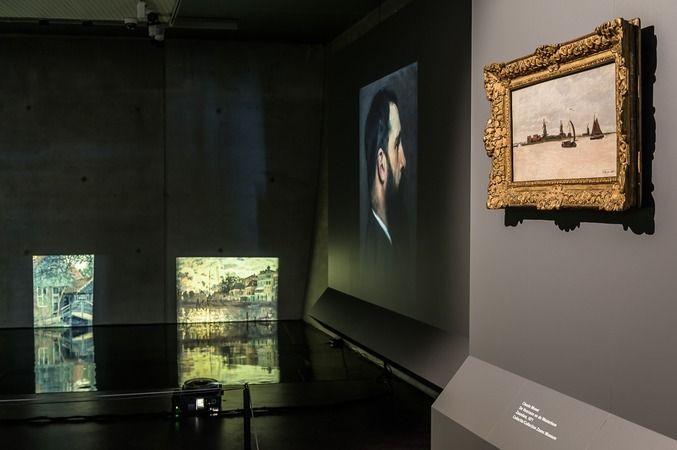 Monet'in 1,4 milyon dolarlık tablosu, hırsızların hedefi oldu
