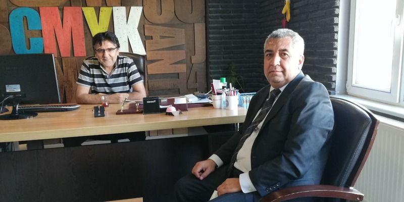 Karaman Tarım ve Orman İl Müdürü Yusuf Şahinbaş