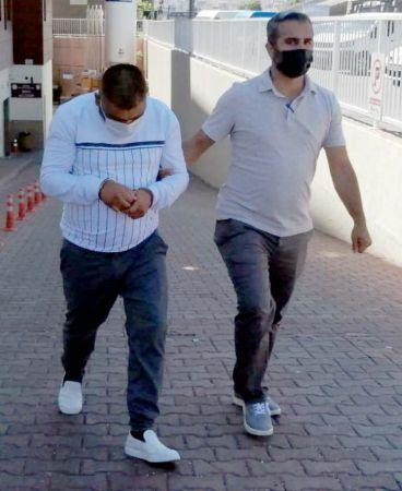 Evin kasasından 30 bin liralık ziynet eşyası çaldı, tutuklandı