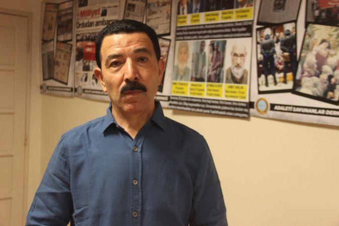 """28 Şubat mağduru : """"Kesinlikle cezaevinden tahliye edilmelerini istemiyoruz"""""""