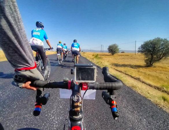 Konya'da Geleneksel Bisiklet Festivali başladı
