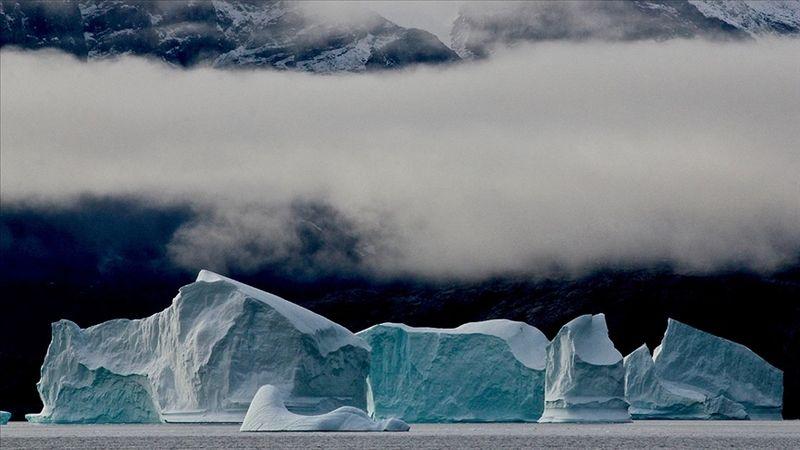 Grönland'da ilk kez yağmur yağdı