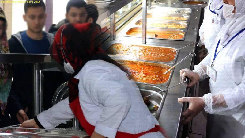 MEB pansiyonlarına 5 bin 872 aşçı ve personel alınacak