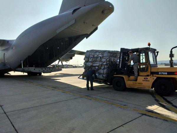 Türkiye'den Haiti'ye deprem yardımı