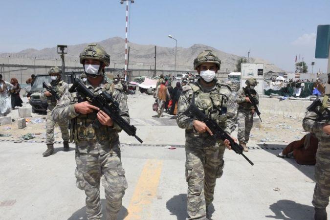 Türk askeri, Afganistan'da çalışmalarına devam ediyor