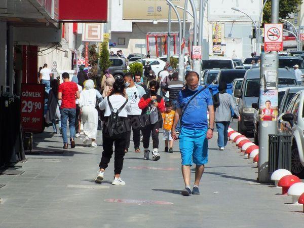 Sıcaklar geri geliyor! Karaman'da haftanın hava durumu