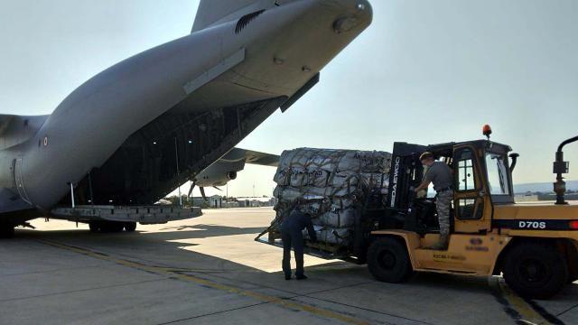 Türkiye'den Haiti'ye yardım eli