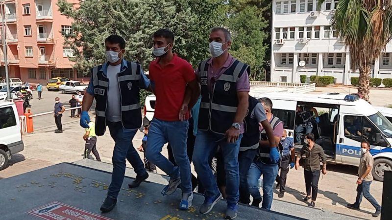 Adana'da uyuşturucu operasyonlarında 10 şüpheli tutuklandı