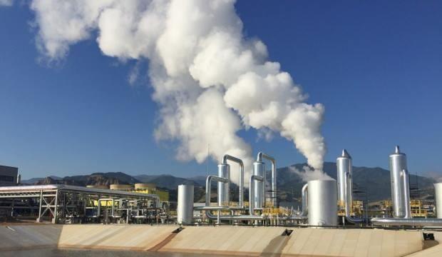 Dünya jeotermal enerji kapasitesinde Türkiye'nin konumu