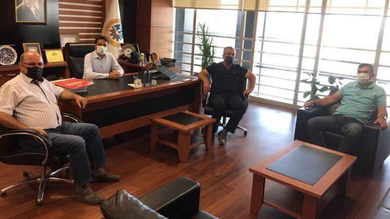 Karalgazide'ki Mermer Ocakları Sorunu Karaman Ticaret ve Sanayi Odası'nda