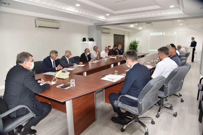Karaman'da Hayvanları Koruma Kurulu Toplantısı gerçekleştirildi