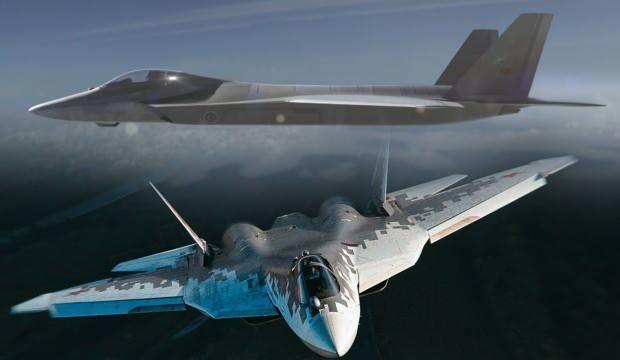 """""""İstenirse Türkiye'ye 5. nesil savaş uçağı üretmede yardımcı olabiliriz"""""""