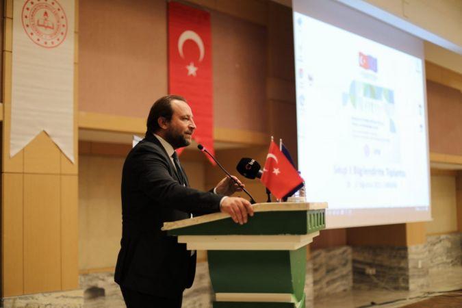 'Sosyal ve Ekonomik Uyum Projesi'nin ikinci fazı 57 pilot okulda başladı