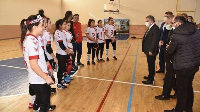 Goalball Kadın Milli Takımı, Paralimpik Oyunları'nda  2'de 2 yaptı