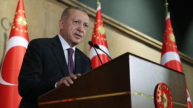 Erdoğan: Türkiye, Suriye veya Afganistan kaynaklı ilave bir göç yükünü kaldıramaz