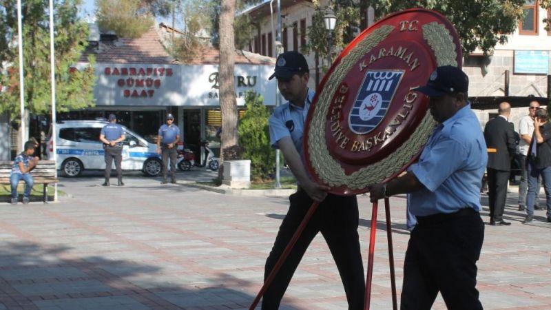 Karaman'da 30 Ağustos programı belli oldu