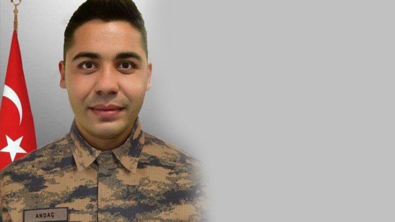 Karamanlı asker trafik kazasında şehit oldu