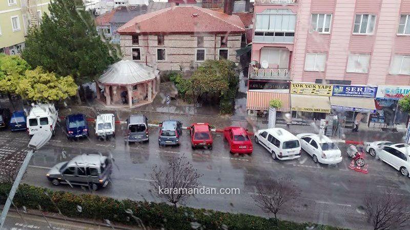 Meteoroloji saat verdi: Karaman'a yağmur müjdesi!