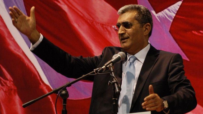 """Başkan Konuk: """"Türk milleti ebediyen hür ve bağımsız yaşama kararlılığını sürdürecektir"""""""