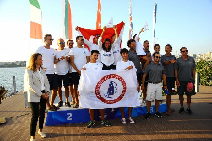 2021 ORC Sportsboat Avrupa Yelken Şampiyonası sona erdi