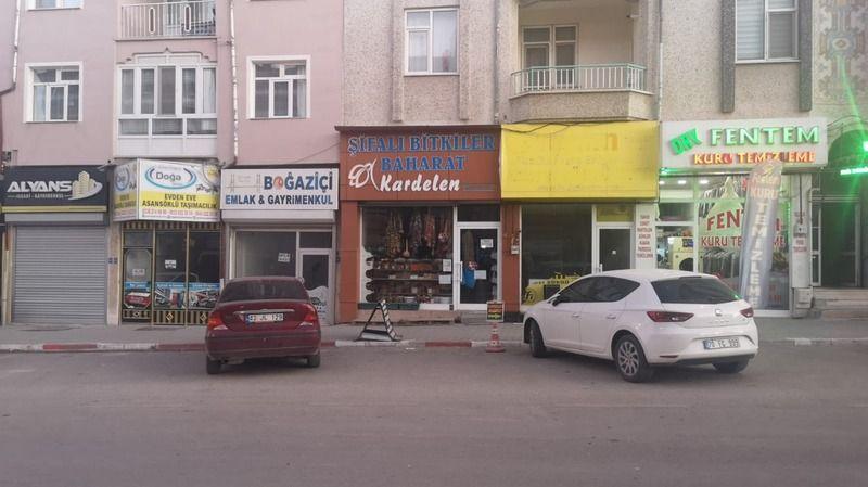 Atatürk Bulvarı Üzerinde Satılık Dükkan