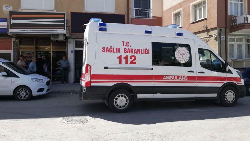 Karaman'da maskeli saldırgan terör estirdi: 1 yaralı