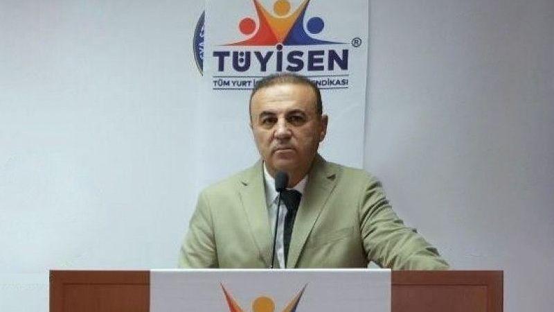 TÜYİSEN Genel Başkanı Ahmet Baydar, yurtlarla ilgili açıklamada bulundu