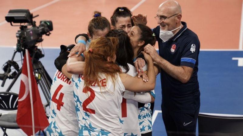 Golbol Kadın Milli Takımı finalde