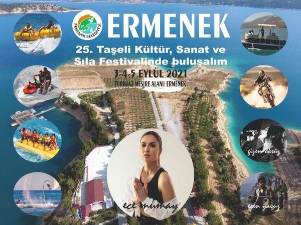 25. Ermenek Taşeli Kültür, Sanat ve Sıla Festivali başlıyor!