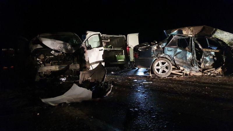Osmaniye'de otomobille hafif ticari araç çarpıştı: 1 ölü, 2 yaralı