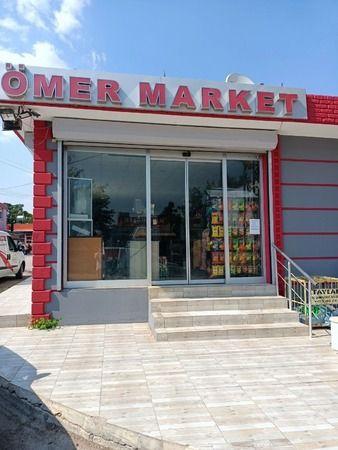Suluca'da kaliteli hizmetin adresi: Ömer Market