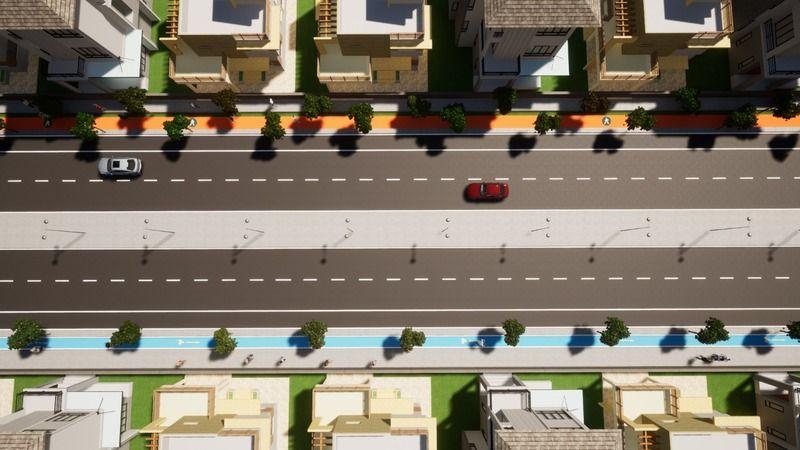 """Karaman'da """"Sağlıklı Yol"""" projesinin yapımı başlıyor"""
