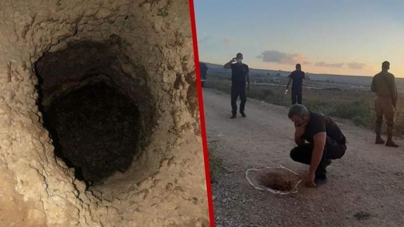 Tutuklu 6 Filistinli yüksek güvenlikli hapishaneden tünel kazarak kaçtı