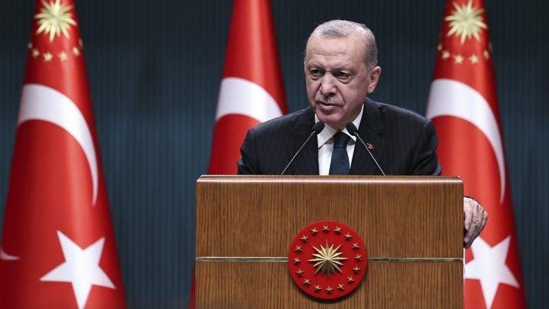 Kabine Toplantısı sonrası Başkan Erdoğan müjdeleri peş peşe sıraladı