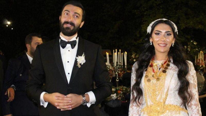 Düğünde rekor takı! 2 milyon TL ve 4 kilo altın takıldı...