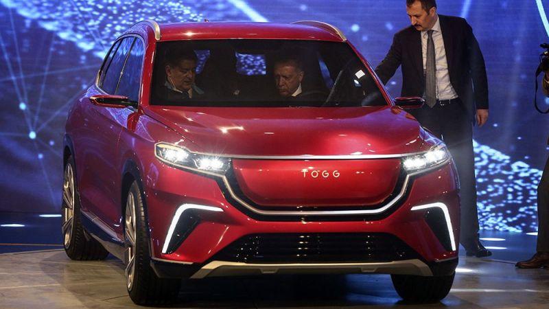 Yerli otomobil TOGG'da önemli gelişme!