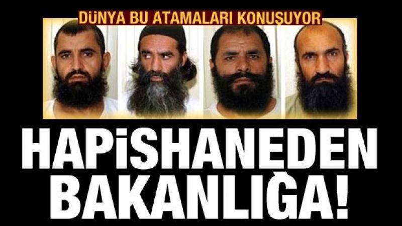 Taliban'ın atadığı kabinede dikkat çeken isimler