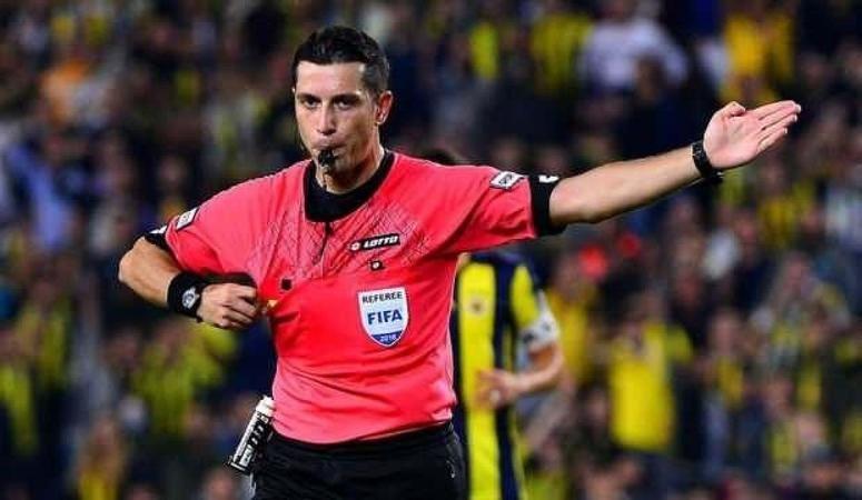 Trabzonspor-Galatasaray maçının hakemi Ali Palabıyık oldu