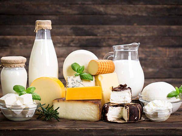 Süt ve süt ürünleri üretiminde artış