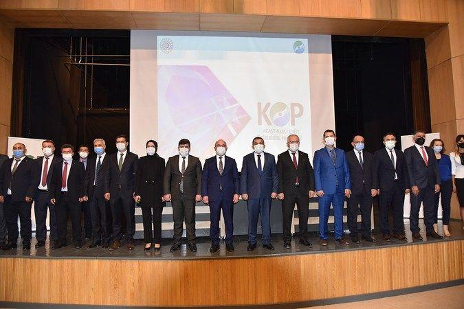 KOP destekleri bilgilendirme çalıştayı yapıldı