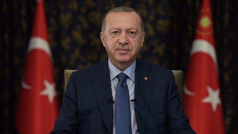 Cumhurbaşkanı Erdoğan: Önümüzde büyük ve güçlü Türkiye'yi inşa edeceğimiz bir dönem var