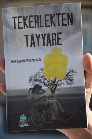 Karaman'da hayatı amansız hastalıkla mücadeleyle geçen Ebrar yaşadıklarını kitaplaştırdı