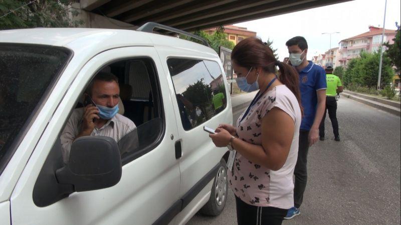 Yoğurt dağıtmak için karantinayı ihlal eden aileye 12 bin lira ceza