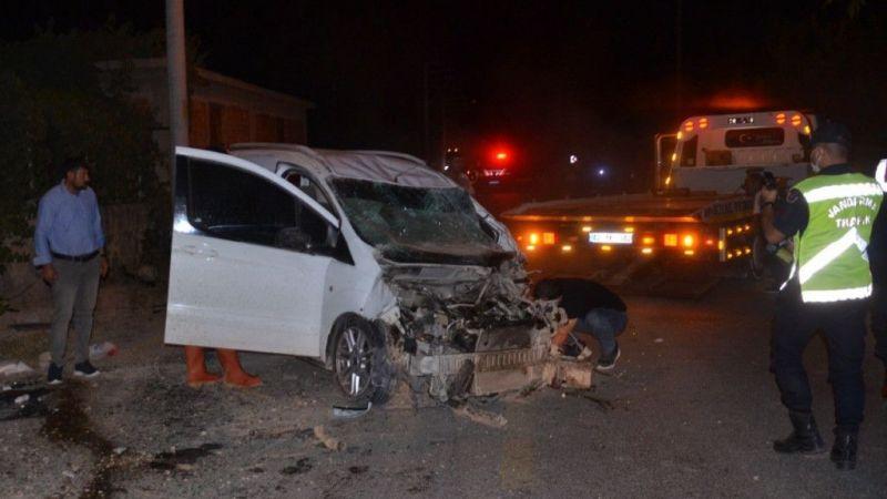 Ereğli'de feci kaza: 1 ölü, 2 yaralı
