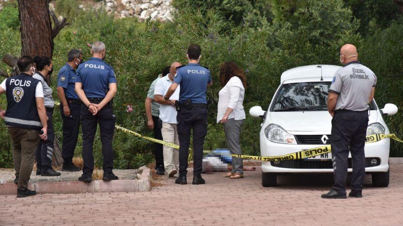 Kadın arkadaşı ile gittiği mesire alanında fenalaşıp öldü