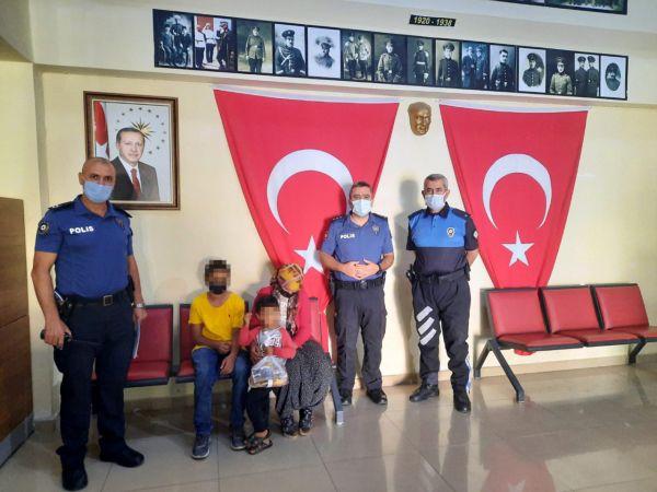 İlik nakli için İzmir'e giden ailenin borcunu polis ödedi