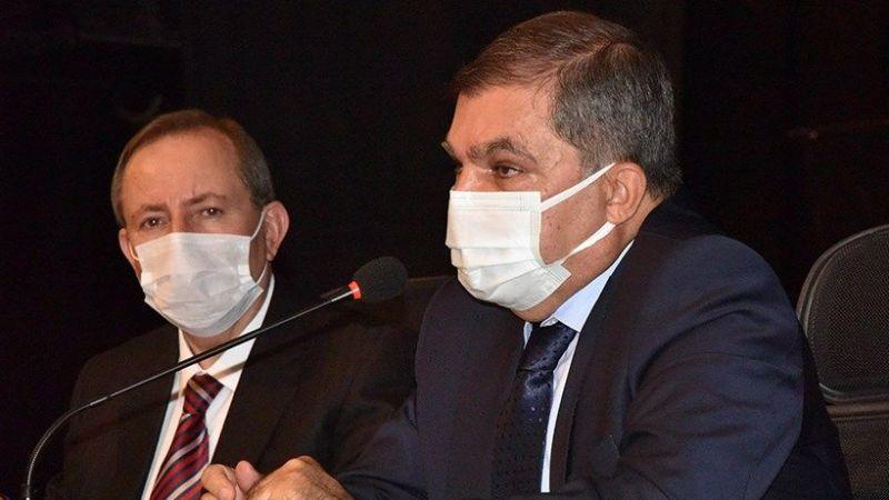 Vali Işık: Karaman'da hastaneye yatanların yüzde 70'i aşısız