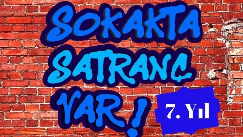 """Karaman'da """"Sokakta Satranç Var"""" şenliği düzenlenecek"""